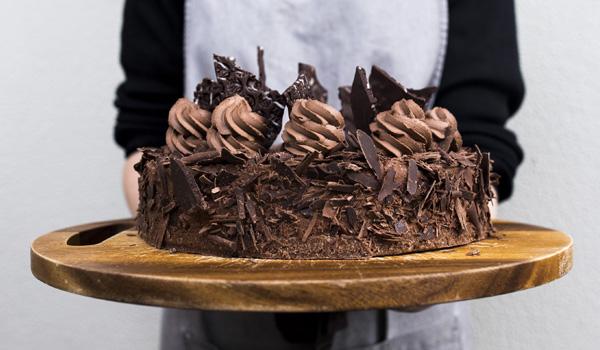 Zamia Cafe Chocolate Cake - Menus Small Image Slider